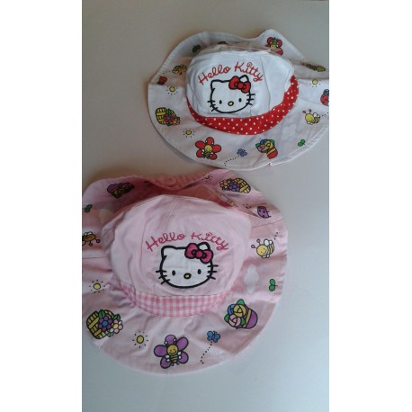 Klobouk Hello Kitty