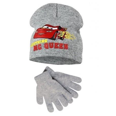Set čepice s rukavicemi Cars